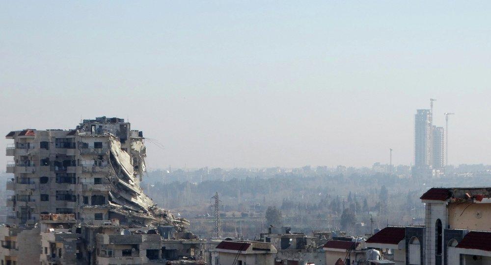 Situation à Homs