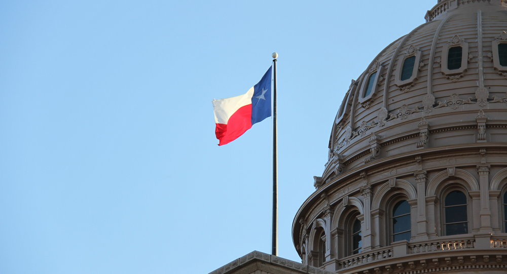 Drapeau de Texas