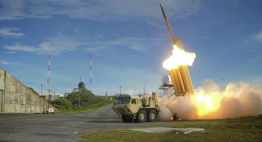 Système antimissile THAAD