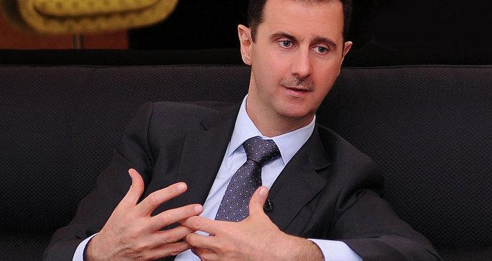 Башар Асад обвинил Турцию во вмешательстве во внутренние дела Сирии