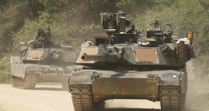 Американские танки Abrams