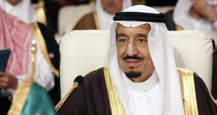 Roi Salmane ben Abdelaziz al-Saoud d'Arabie saoudite