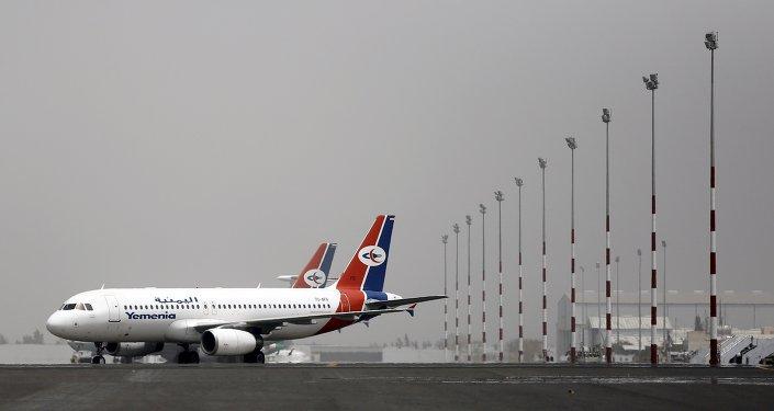 Aéroport de Sanaa (Archives)