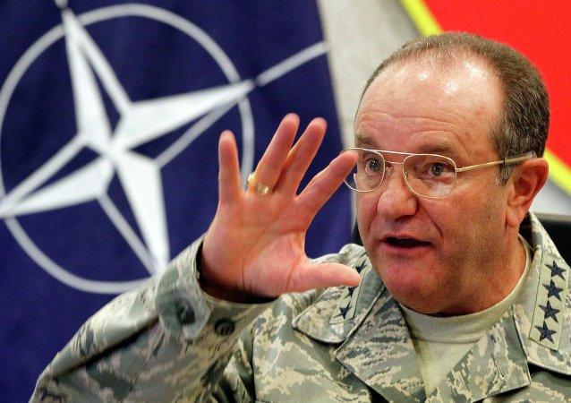 Le général américain Philip Breedlove