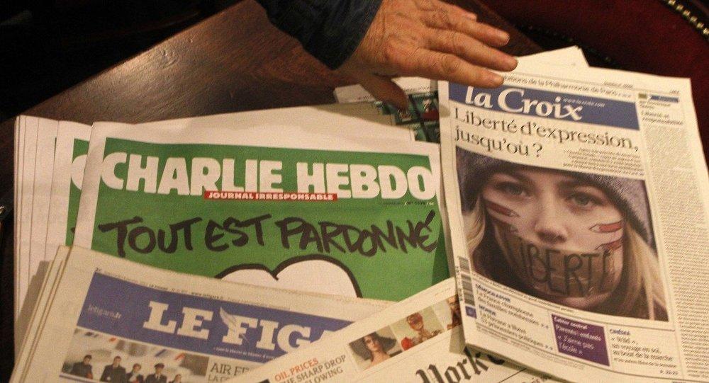 Des journaux Charlie Hebdo
