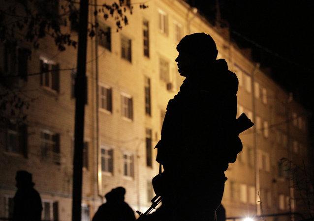 Opération antiterroriste