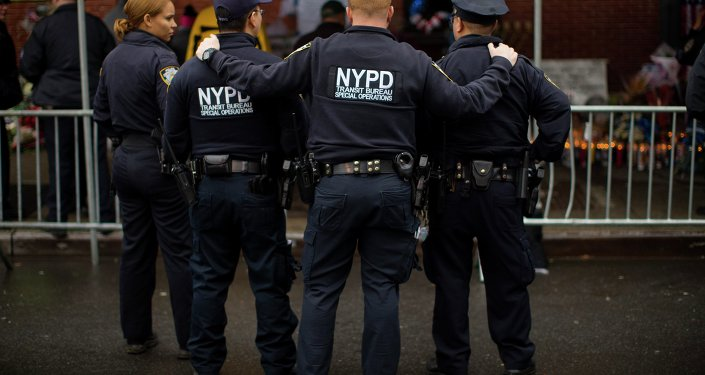 Policiers de New York