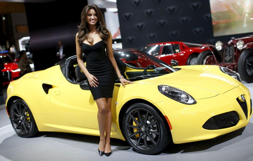 Le 115e Salon automobile international s'est ouvert à New York