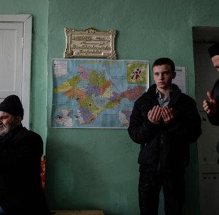Les tatars de Crimée