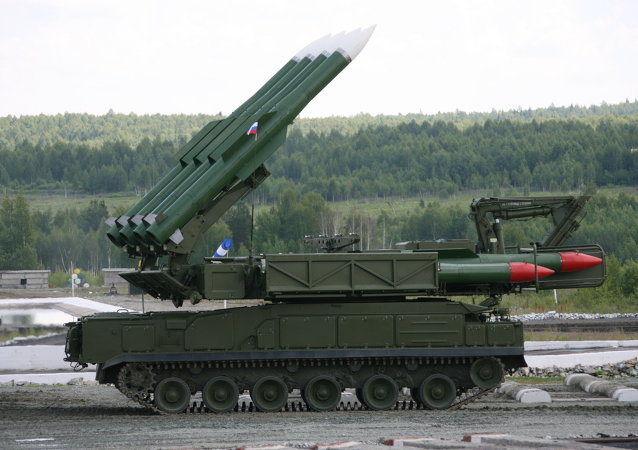Missile Bouk-M2E. Archives