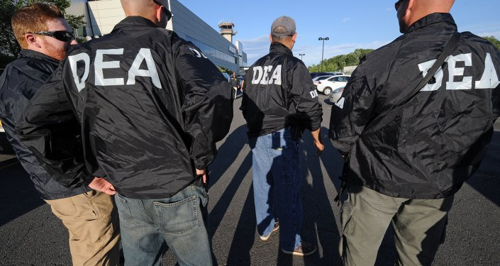 Agence antidrogue américaine (DEA)