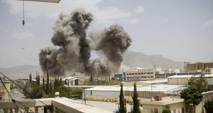 Yémen: frappes aériennes de la coalition arabe