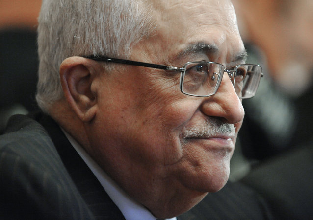 Mahmoud Abbas. Archive photo