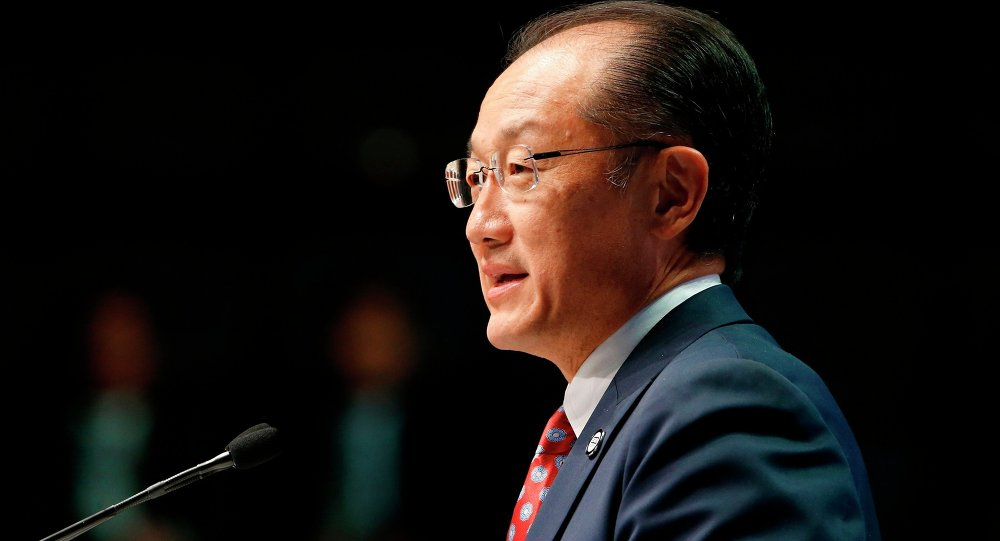 Jim Yong Kim. Archive photo