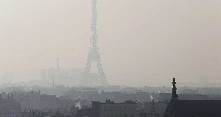 Smog à Paris