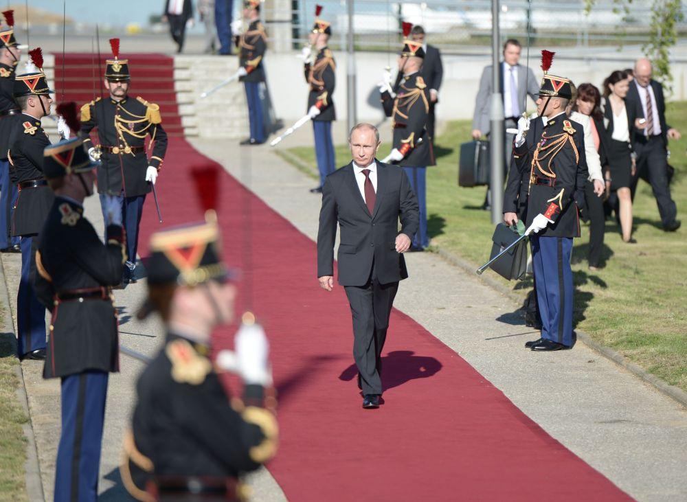 Les personnalités les plus influentes du monde: Vladimir Poutine