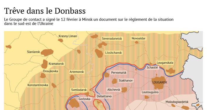 Une nouvelle trêve pour le Donbass
