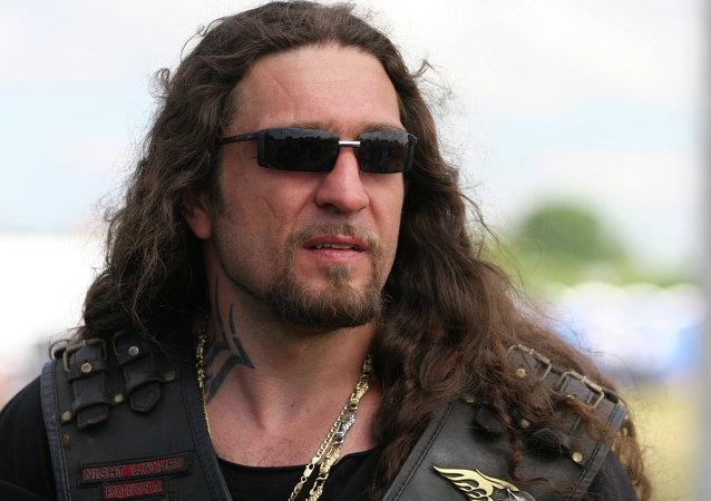 Alexandre Zaldostanov, allias le chirurgien, leader du club de motards Les Loups de la nuit