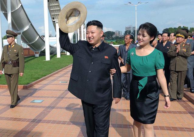 La femme de Kim Jong-Un a mis au monde leur troisième enfant