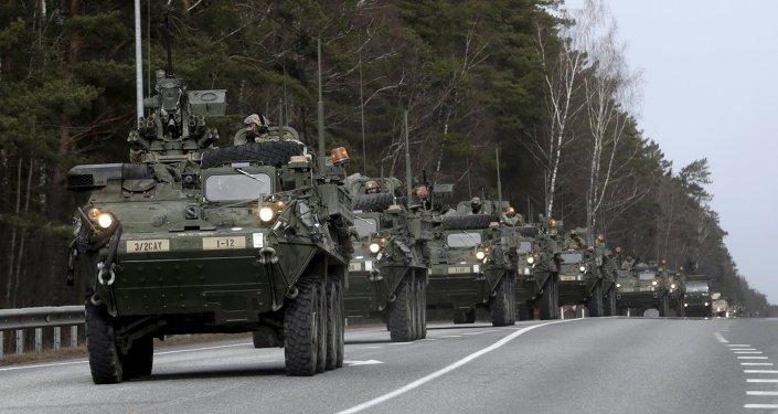 Les troupes de l'Otan