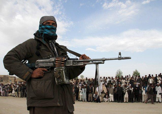 Combattant taliban