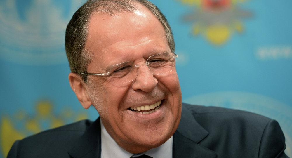 En direct: grande interview de Sergueï Lavrov