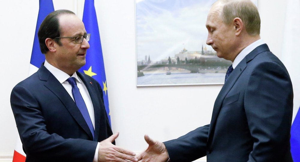 Hollande refusera-t-il de rencontrer Poutine?