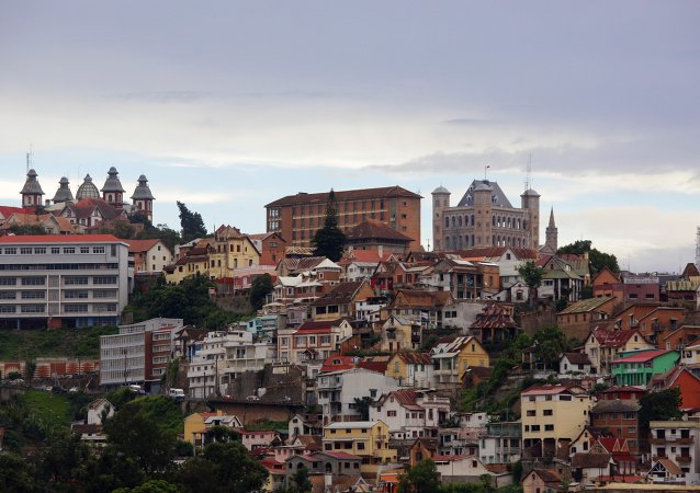 Antananarivo, image d'illustration