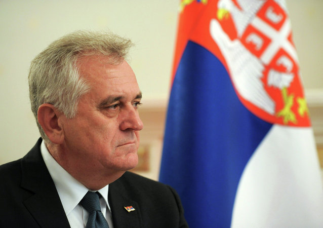 Tomislav Nikolic. Archive photo