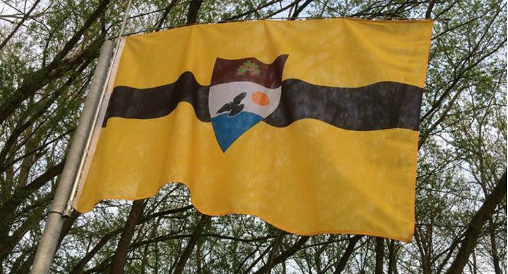 Drapeau de Liberland