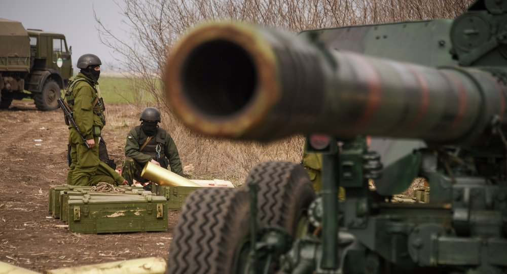 Soldats ukrainiens