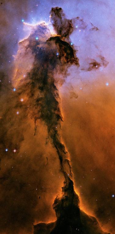 Télescope Hubble: 25 ans d'images fascinantes