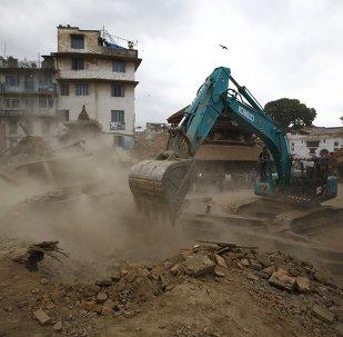 Après le séisme du 25 avril 2015