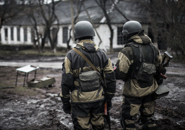 Insurgés du Donbass