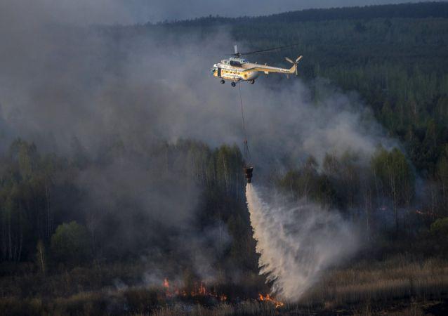 mine pour éteindre les incendies a été créée en Russie