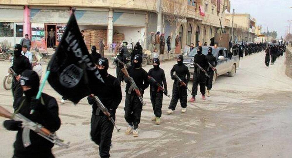 La ville syrienne de Racca, prise par l'État islamique