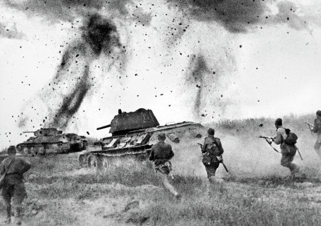 Bataille de Koursk, 1943