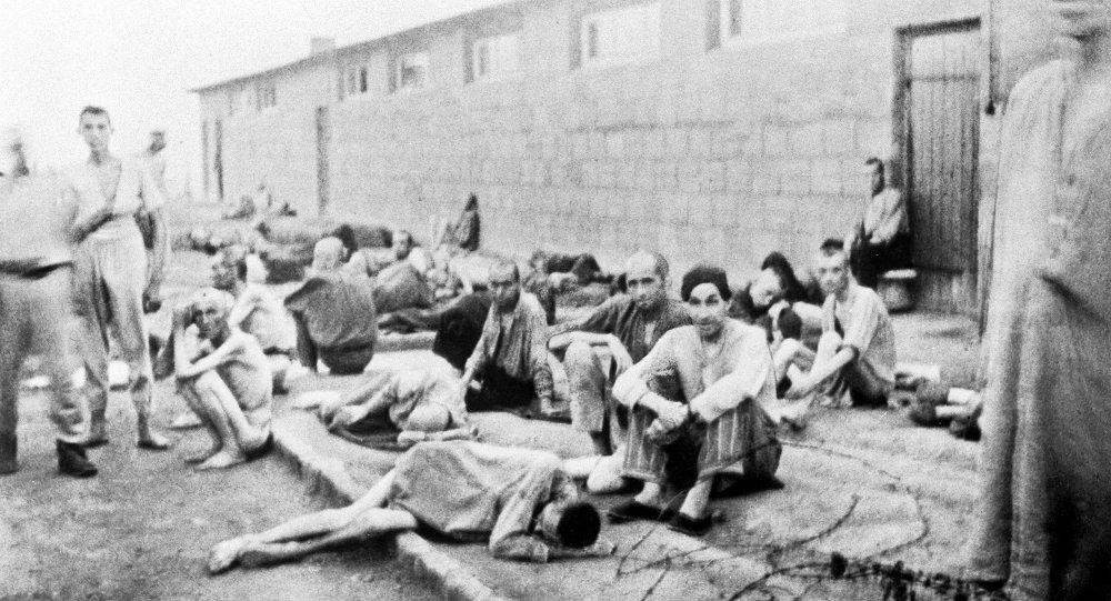 Prisonniers de Mauthausen