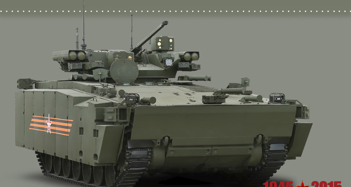 Blindé de combat d'infanterie Kourganets-25