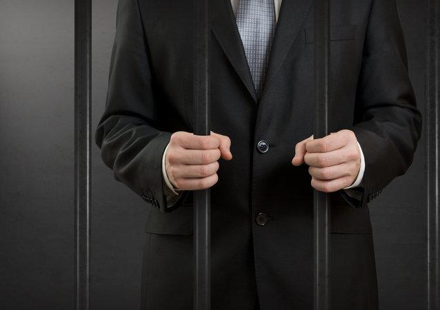 Un homme en prison