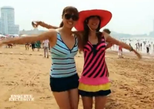 Qingdao : la Côte d'Azur chinoise