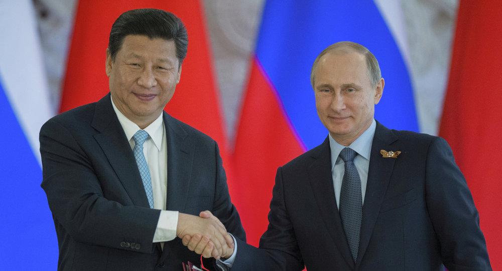 Les grands dossiers évoqués par Vladimir Poutine et Xi Jinping à Moscou