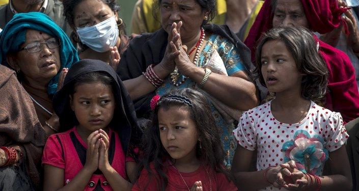 Habitants du Népal