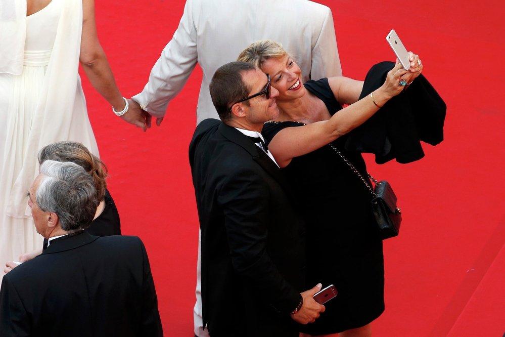 Festival de Cannes 2015: cérémonie d'ouverture