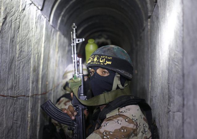 Combattant de l'Etat islamique