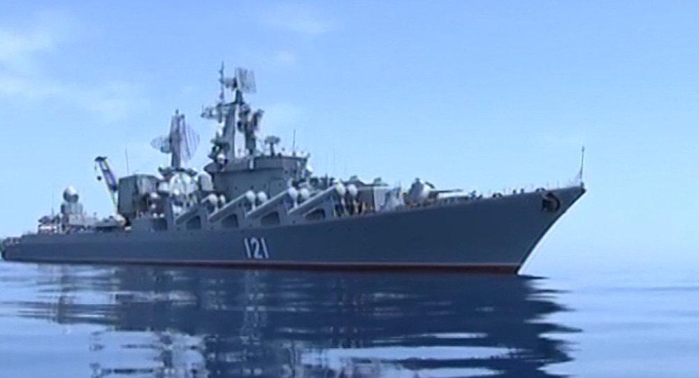 Exercices navals russo-chinois en Méditerranée