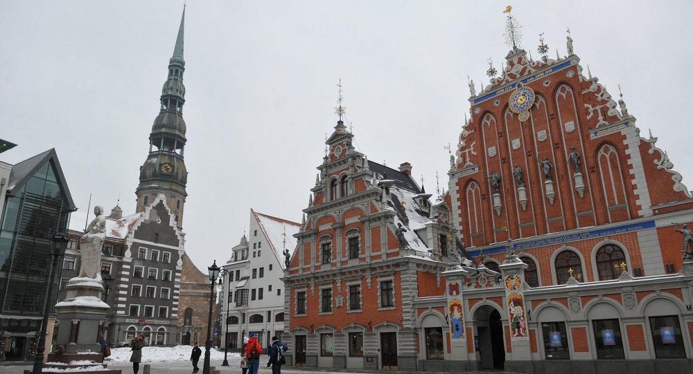 Riga, capitale lettone