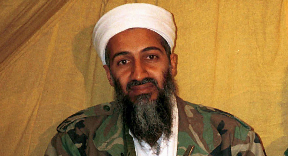 Le fils d'Oussama Ben Laden montré adulte pour la première fois (vidéo)