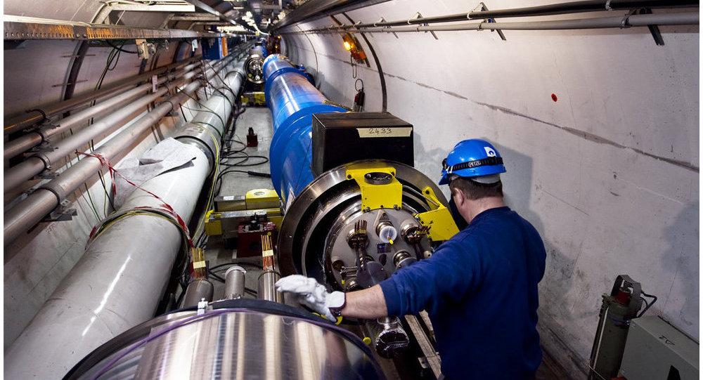 Grand Collisionneur de Hadrons