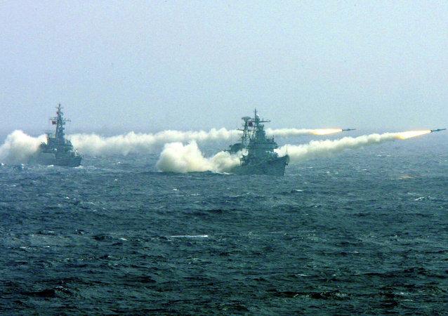 Mer de Chine du Sud